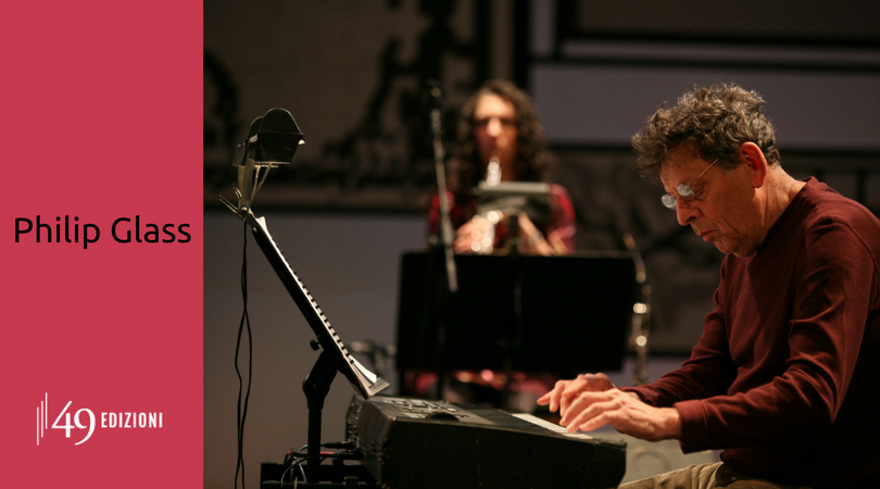 Il minimalismo di Philip Glass