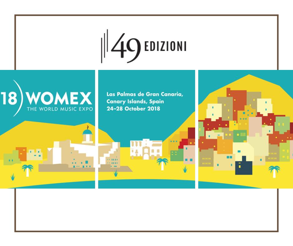Quarantanove Edizioni al Womex